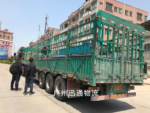 广州至广西梧州物流货运专线 3