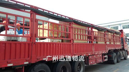 广州至广西梧州物流货运专线 4