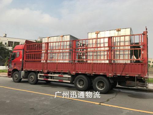 广州至福州物流货运专线 4