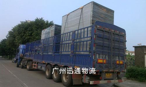 广州至山西太原物流货运专线 1