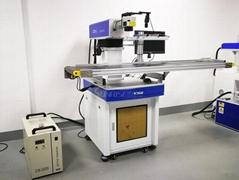 赛硕激光CCD包装袋激光打标机定制