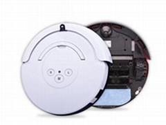 智能机器人吸尘器触摸控制