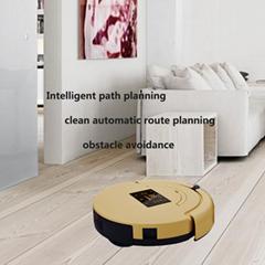 智能扫地机器人家用扫地机旋转扫地