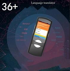 Portable Smart Language Translator Two-Way Real Time 36language Translation