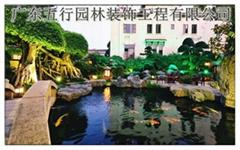 珠海私家花園設計