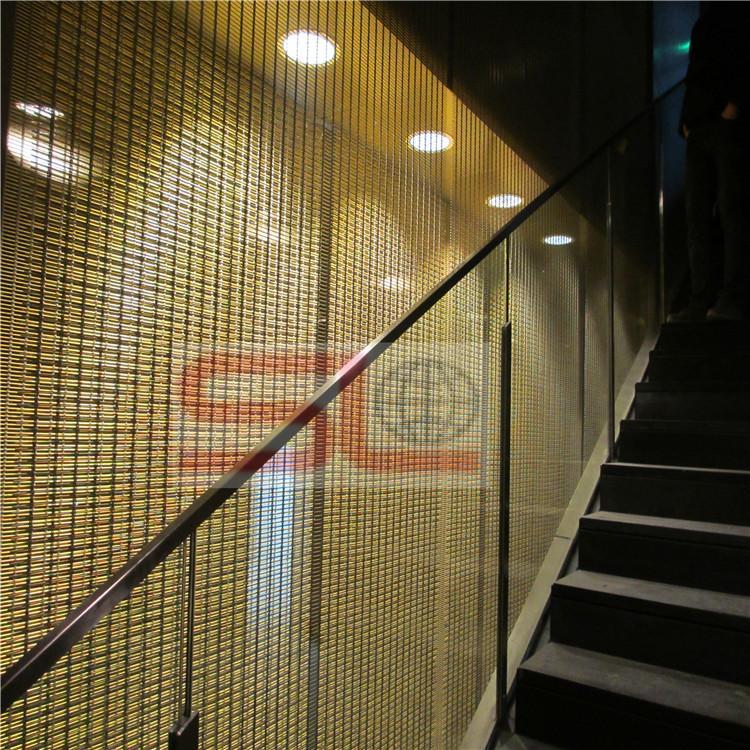 安平幕墙金属防护不锈钢金属网 4
