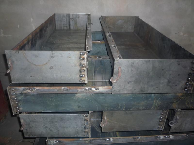 供應水泥道牙鋼模具振通模具 1