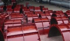 供應污水檢查井鋼模具振通模具