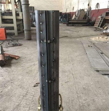 供應標誌樁鋼模具保定振通模具 1