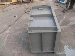 供應電纜槽模具振通模具