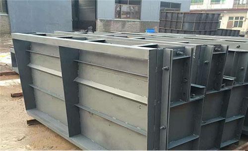 供應預制聲屏障鋼模具振通模具 1