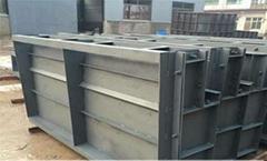供應預制聲屏障鋼模具振通模具