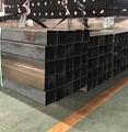 ERW Mild Steel Square Tubing Sizes Prices