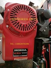 本田垂直軸發動機GXV340風冷11HP排量338CC鋼軌打磨機