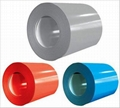 Made in China with high quality galvanized steel coils