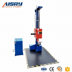 Single-Wing Drop Test Machine for Impact Resistance Test