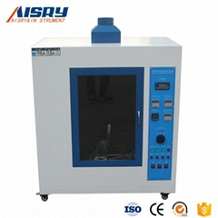 China Manufacturer Electrical Flammability Glow Wire Testing Machine