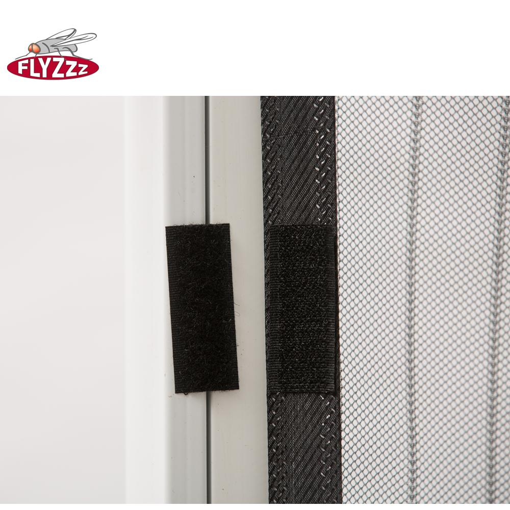 Polyester anti-insect magnetic mosquito net for door 3