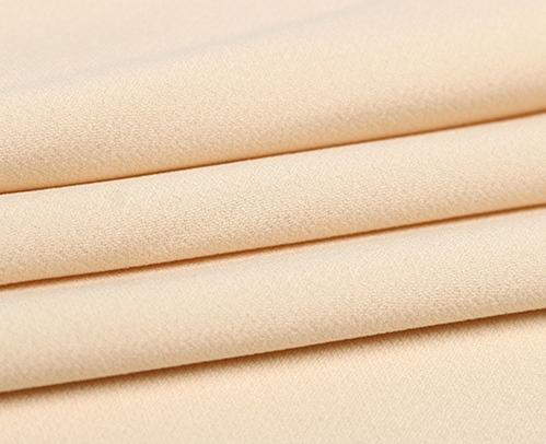 Pure Polyester Yarn-dyed Composite Silk Stretch Fabric 3