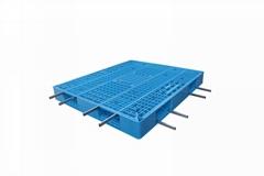 臨颍川字網格塑料棧板