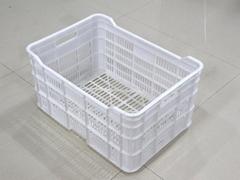 河南廠家直銷各中樣式的塑料週轉筐