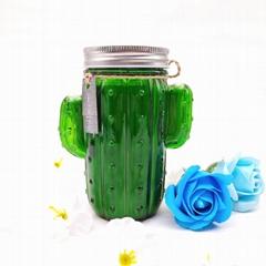 香薰玻璃杯蠟燭