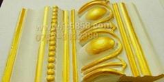 PU线条金粉
