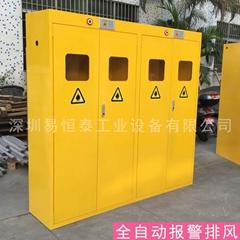 深圳西捷特防爆氣瓶櫃.氧氣瓶存放櫃