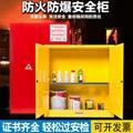 深圳西捷特防火防爆柜.抹机水洗板水存放柜 1