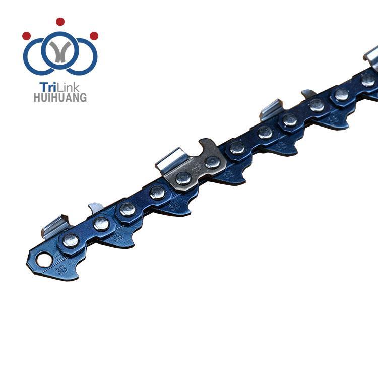 Chainsaw spare parts semi chisel chain saw chain  1