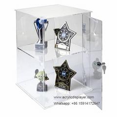 Counter Acrylic Display Cabinet