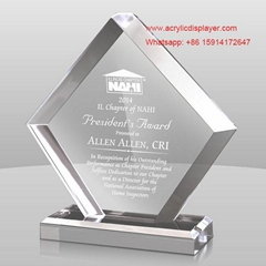 Acrylic Design Trophy