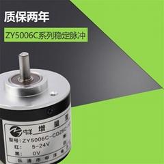 编码器厂家替代欧姆龙光电旋转编码器E6C2-CWZ6C1000角度测速位置