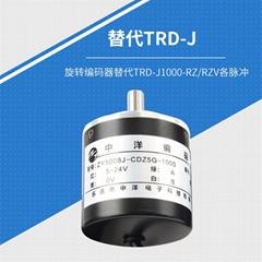 编码器厂家替代光洋编码器TRD-J1000-RZ角度测速位置中洋编码器