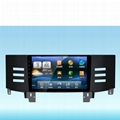 9 inch Android 6.0 Car DVD Player GPS For Toyota Reiz 2004 2008 2009 audio  1