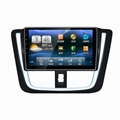 10.1 inch  Car DVD Radio GPS  Navigation