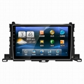 10.1 inch Android 6.0 car dvd player for