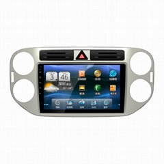 Android 6.0 10.1inch Car DVD for VW TIGUAN with GPS Navivbluetooth wifi 4G