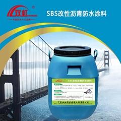 廠家直銷福建雙虹SBS改性瀝青PVC防水塗料