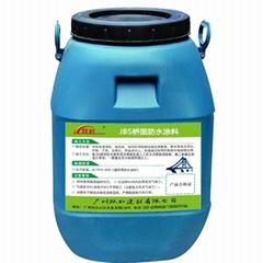廠家直銷湖北雙虹JBS橋面PVC防水塗料 SH-144