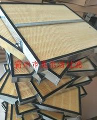 厂家直销板框式除尘滤芯595x620x60 量大优惠