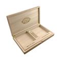 Custom fancy design wooden cigar box