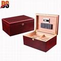 Hot selling wooden cigar humidor box