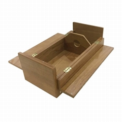 High Quality Custom Wood Wine Box Manufacturer
