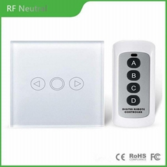 RF remote switch dimmer switch light dimmer switch