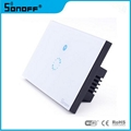 Sonoff Touch Switch Light Controller Remote Energy Saving Alexa Google Home  2