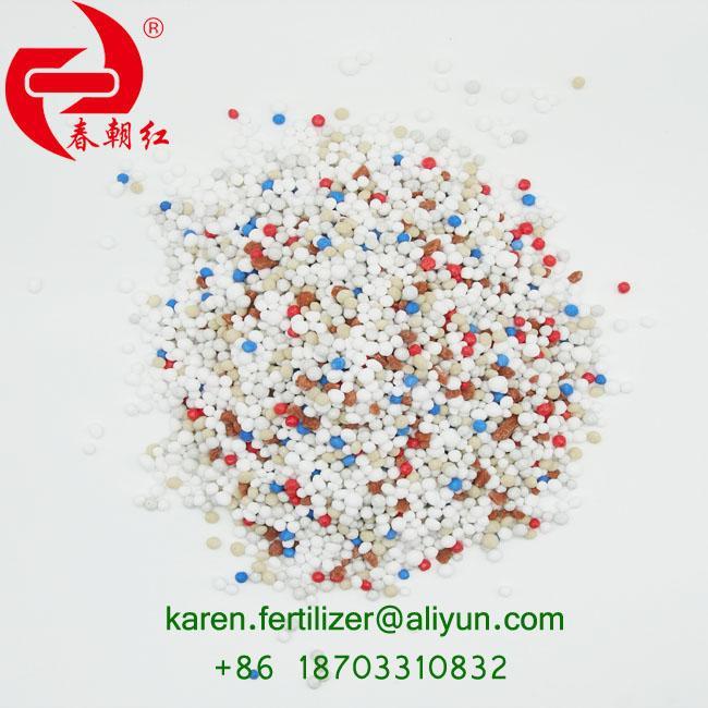 NPK blended fertilizer 15-15-15 2