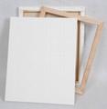 儿童纯棉绷订白画框