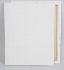 Cotton & Linen Mix  Blank Stretched Canvas