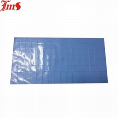 thermal pad for electronic component
